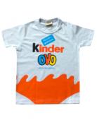 Camisetinha infantil  Kinder