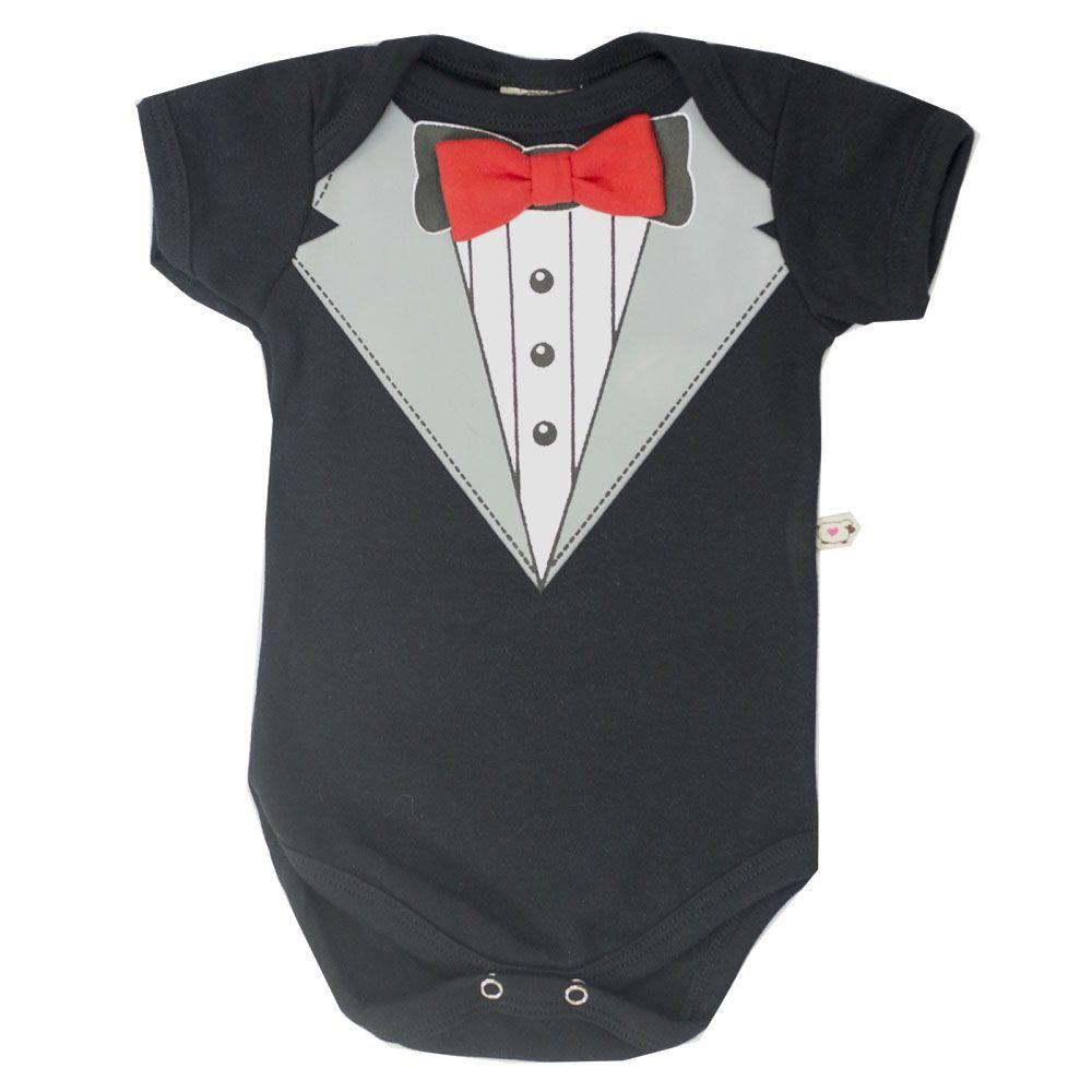 Body Bebê Infantil Blazer