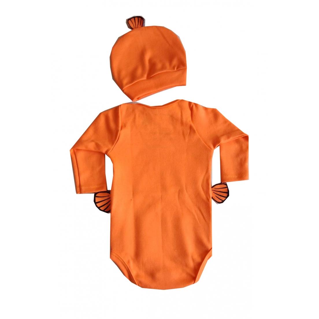 Body Bebê Infantil Nemo