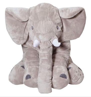 Elefante de pelucia Macio