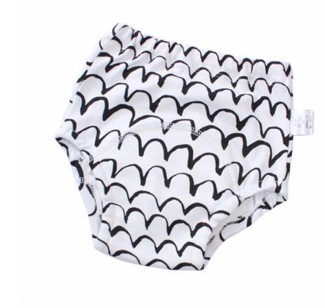 Tapa fralda de treinamento para desfralde unissex ( calcinha / cueca)