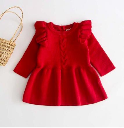 Vestido de Inverno Trico (pré venda)