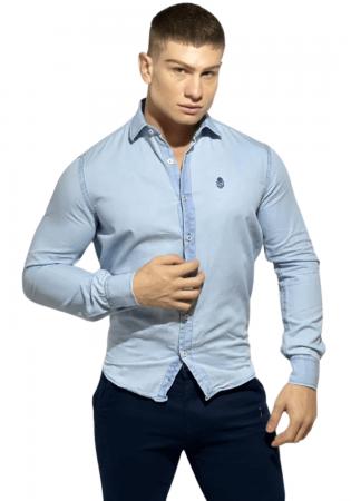 Camisa Servos Slim Confort Jeans