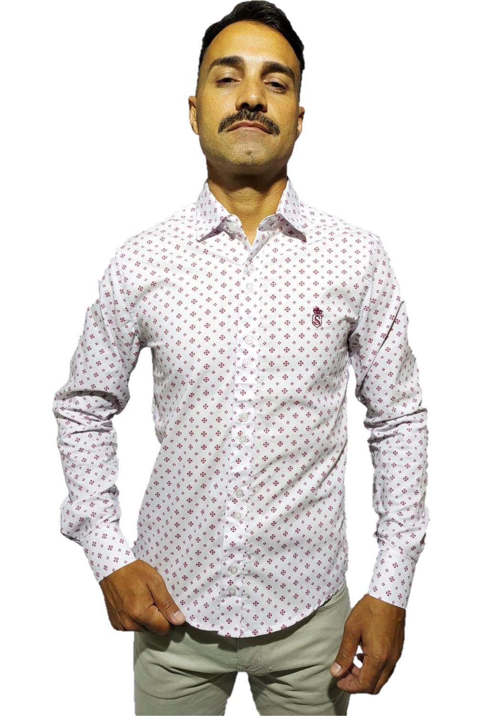 Camisa Servos Estampada