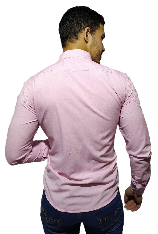 Camisa Servos Maquinetada