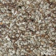 Papel de parede MICA  Pedra Prensada - Marrom / Dourado com brilho - 3502