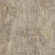 Papel de Parede Vinílico Contemporâneo Industrial - Cimento Queimado Bege Escuro REF- 4143