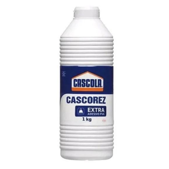 Cola branca Cascorez Extra Henkel 1 KL