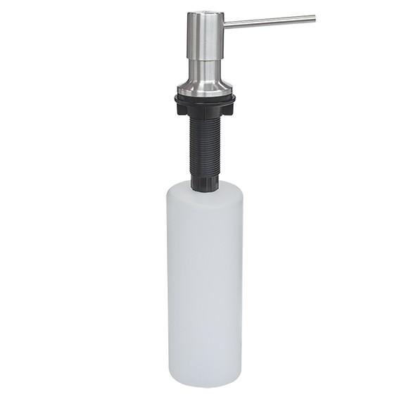 Dosador de Sabão Tramontina em Aço Inox Fosco com Recipiente Plástico 500 ml
