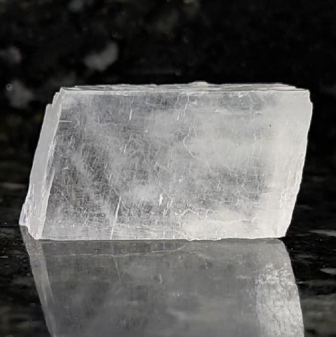 Calcita branca romboédrica - 4,3 cm