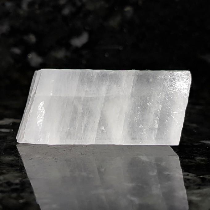 Calcita branca romboédrica - 4,5 cm