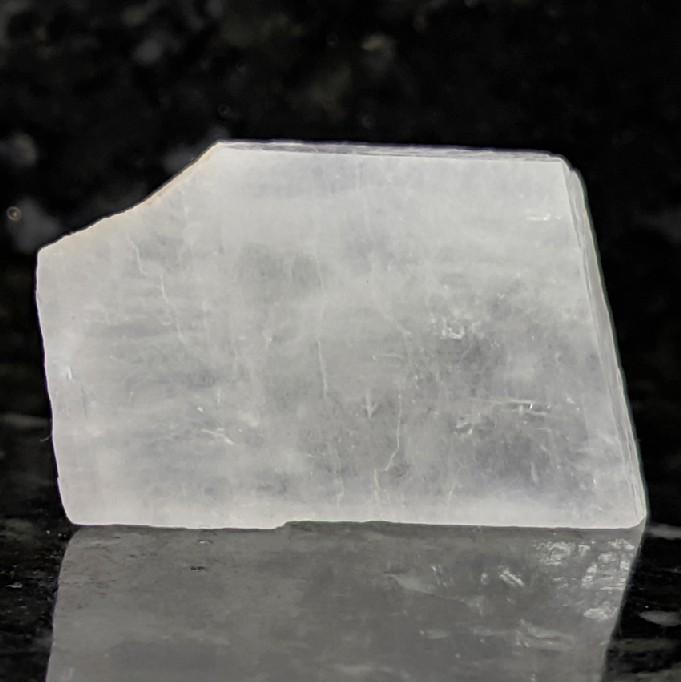 Calcita branca romboédrica - 4,7 cm