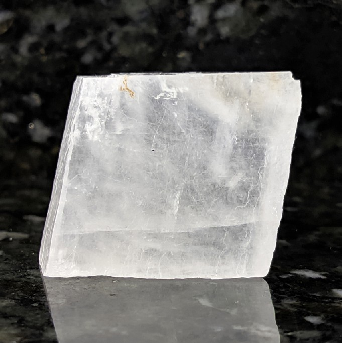 Calcita branca romboédrica - 5,4 cm