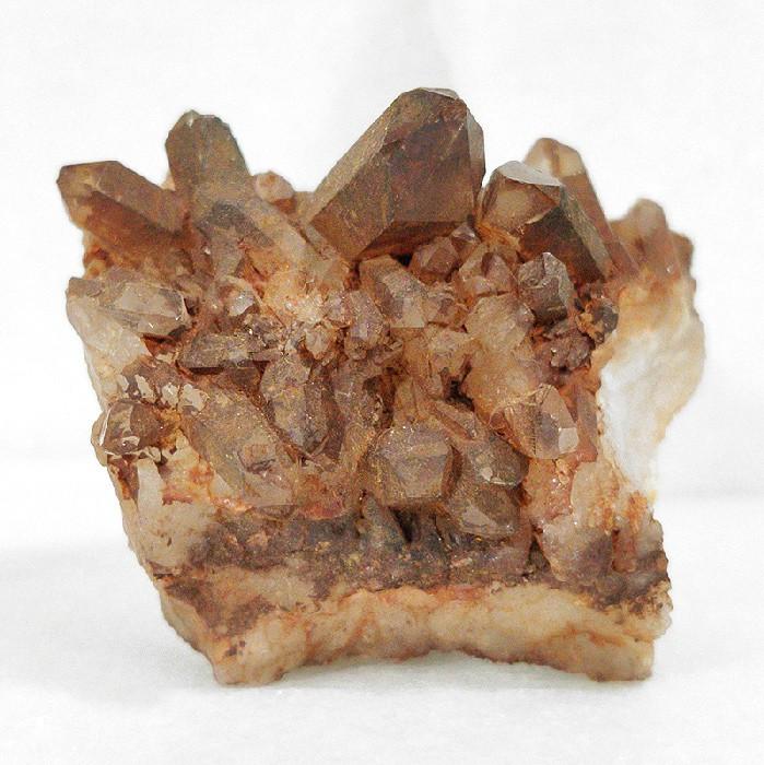 Quartzo hematoide - 6 cm