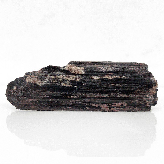 Schorlita (turmalina preta) - 8 cm