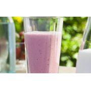 Iogurte com frutas vermelhas