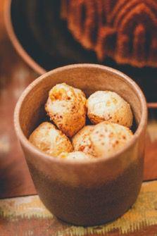 Pão de queijo (10 unid.)