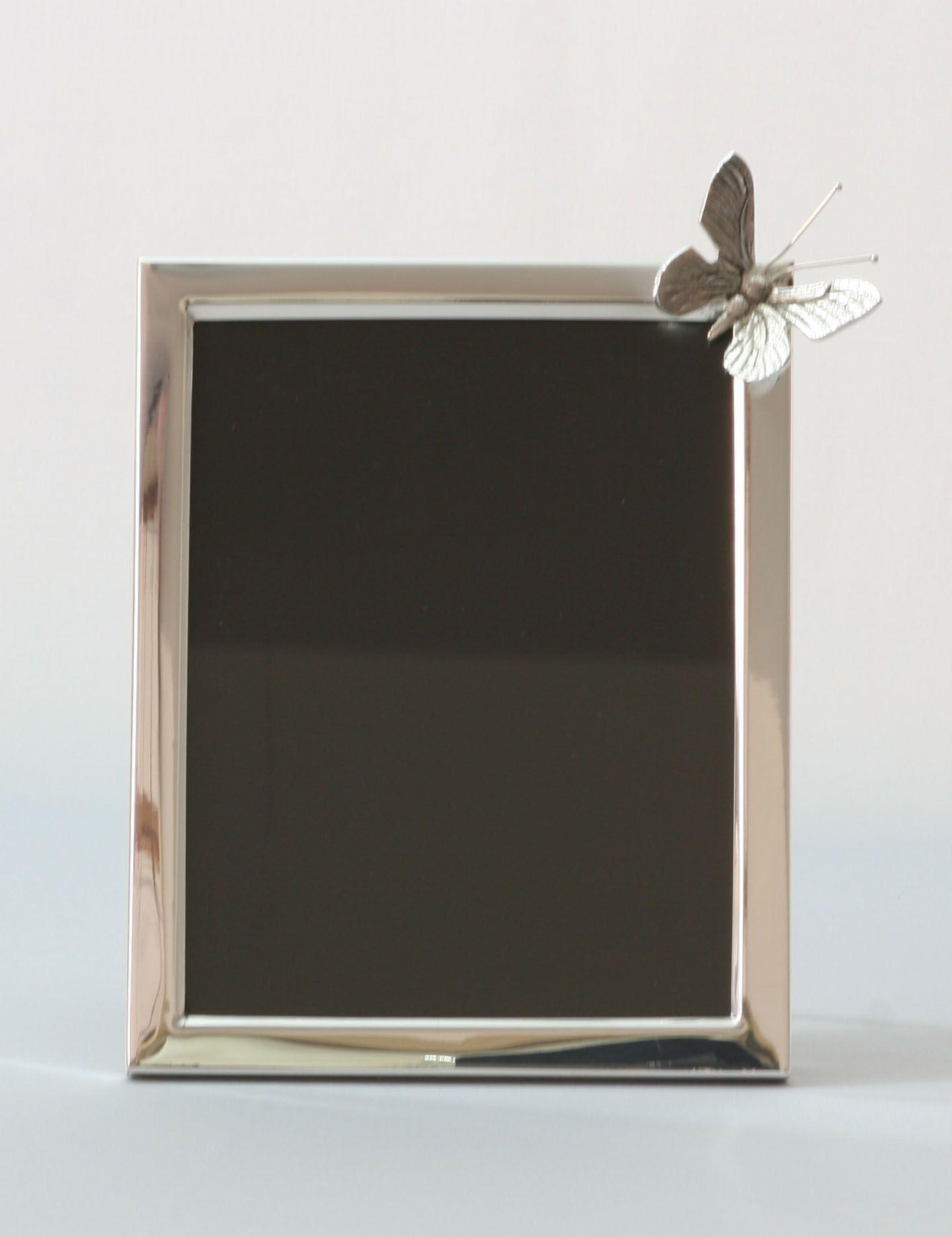Porta retrato borboleta M