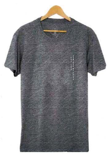 Camiseta Masculina Maumas Senna - Mescla Grafite