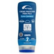 Creme Protetor da Pele Luva Quimica Grupo 2 Frasco 200G - Nutriex - CA 42966