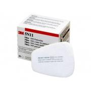 Filtro 5N11 P2 Para Respirador Semifacial Linha 6000/7000-3M