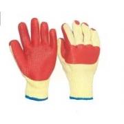 Luva Malha Vulc Rubber Red -Super Safety- Ca 34370