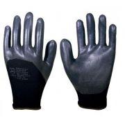 Luva Pvc Ss1013 Super Safety- Preta - Ca 36946