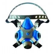 Mascara Respirador Semi Facial Mastt 2402-S - Alltec - Ca 10463