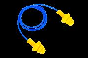 Protetor Auricular Plug Copolimero - Deltaplus - Ca -18190