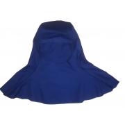 Touca Arabe Brim Pesado - Azul