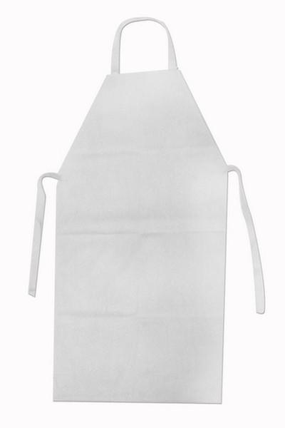 Avental Napa Branco 120X70 Com Cordão - Ca 41161 - Brasmo