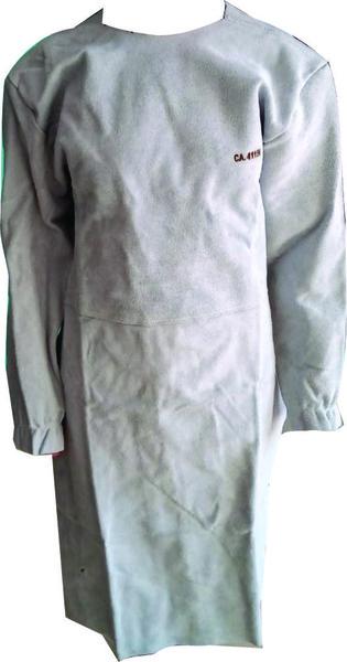 Avental Raspa Barbeiro 120X60  Elastico No Punho-Braskap-Ca-41156