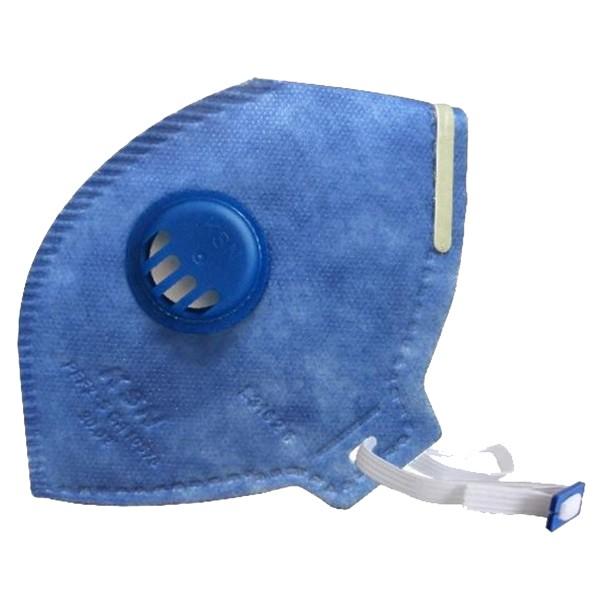 Caixa 100 un Respirador PFF2 Com Válvula KSN CA 10578
