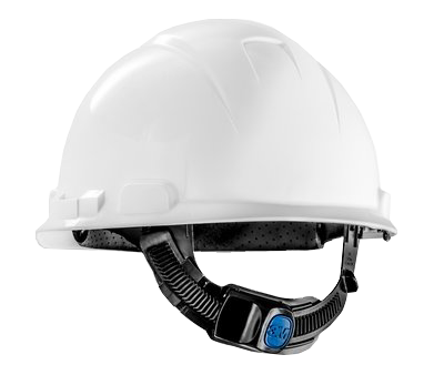 Capacete Aba Frontal H-700 Branco 3M - CA 29637