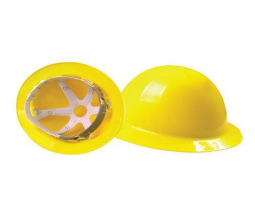 Capacete Elt - A.T. - Amarelo - Plastcor - C.A. 25883