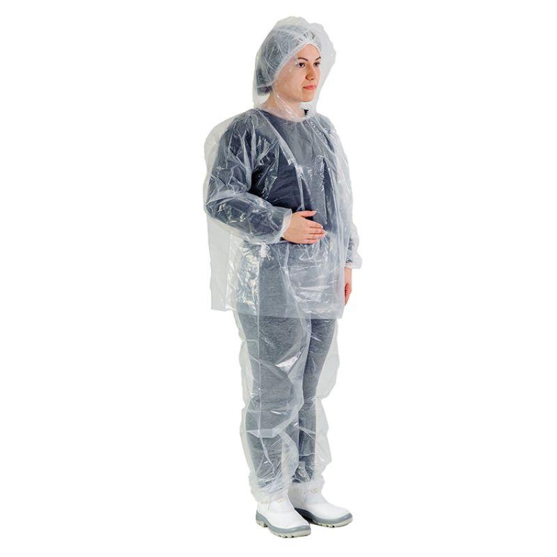 Conjunto Polietileno Transparente- Prevemax- Ca 30355/ 30354