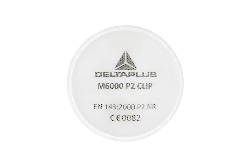 Kit Reposição Refil Pré Filtro M6000 P2 - Deltaplus