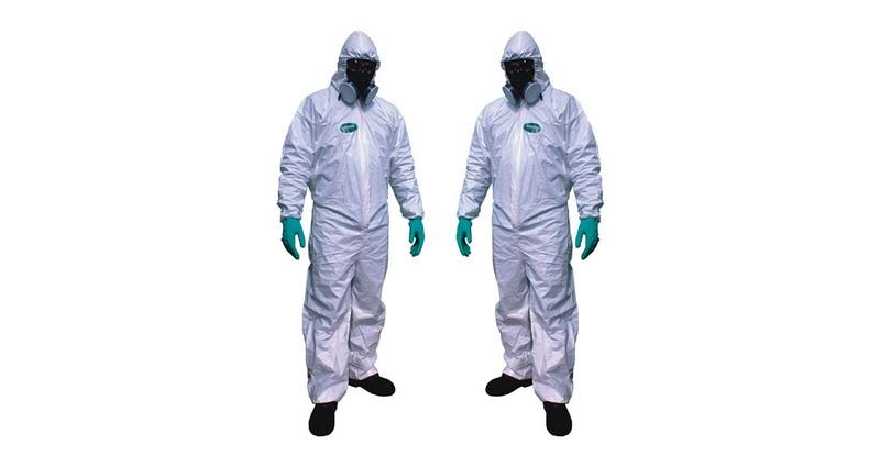 Macacao Prot Quimica Pintura Simprotec 50 -Super Safety-Branco Ca 36783