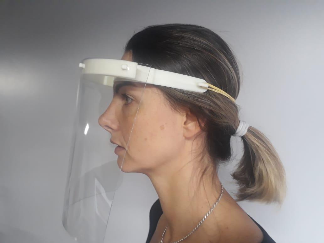 Mascara Protetor Facial - Lineform