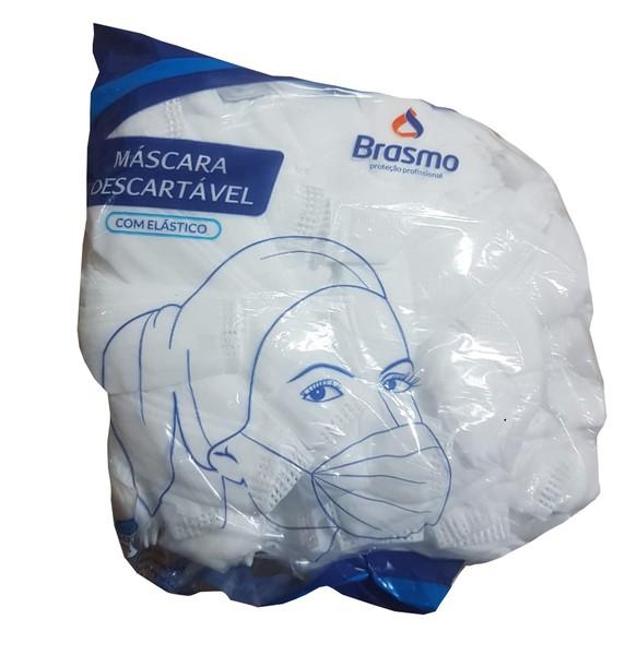 Mascara Tnt Tripla - Pacote C/100 Un - Brasmo