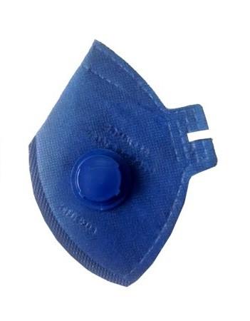 Respirador PFF1 Com Válvula 2305-P1 Ledan Azul - CA 12391