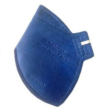 Respirador PFF2 Sem Válvula 2302-P2 Ledan Azul - CA 11993