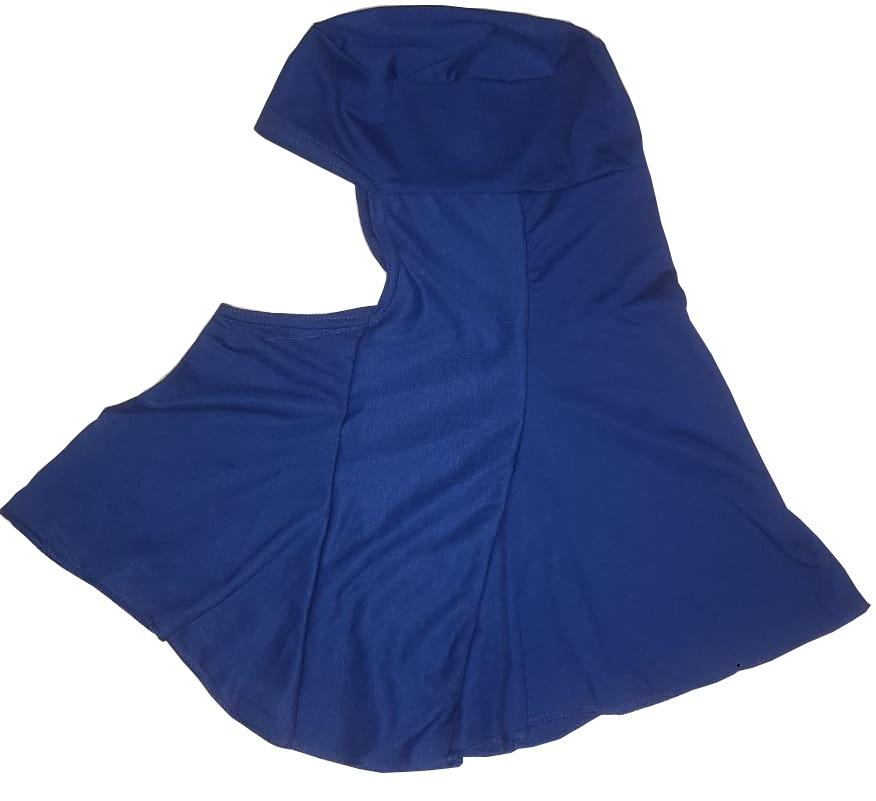 Touca Arabe PV - Azul