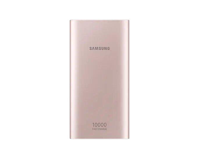 Bateria Externa Samsung Carga Rápida 10.000mAh USB Tipo C - Rose