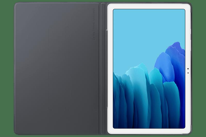 Capa para Tablet Samsung Tab A7 Book Cover - Cinza