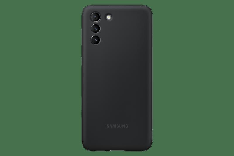 Capa Samsung Galaxy S21+ Silicone Preta