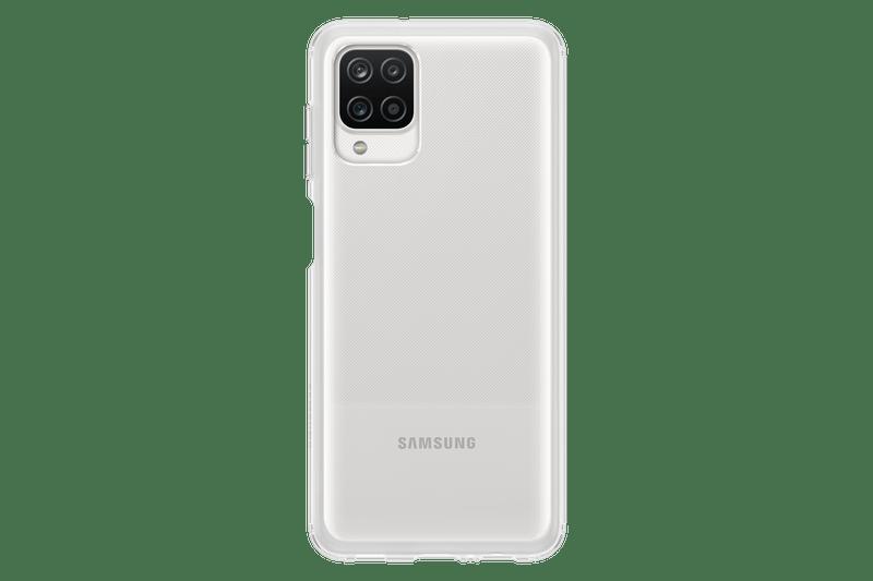 Capa Samsung Galaxy A12 Soft Clear - Transparente
