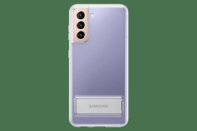 Capa Samsung Galaxy S21 Clear Standing Transparente