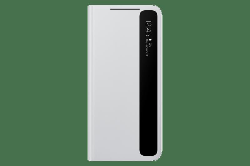 Capa Samsung Galaxy S21 Ultra Smart Clear View Cinza
