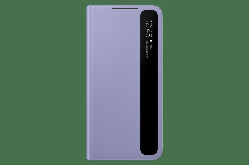 Capa Samsung Galaxy S21+ Smart Clear View Violeta